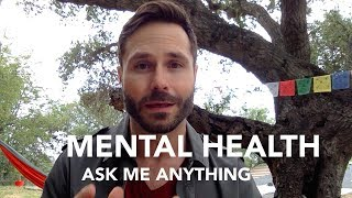 Living With Mental Illness: Let's Talk About Mental Health