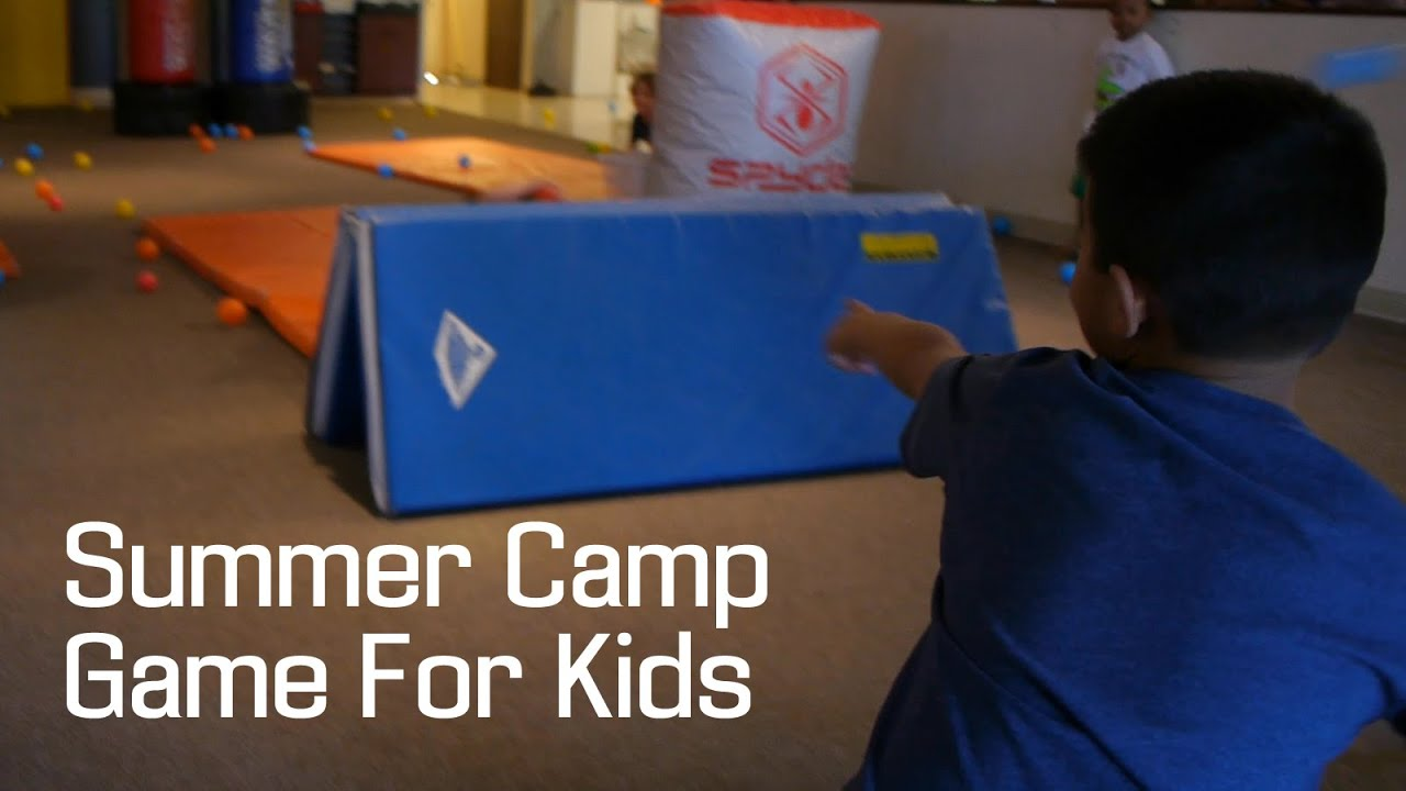 Summer Camp Game for Kids