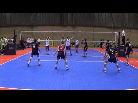 Robert Nolan, Libero, Chicago Highlight Video 2016
