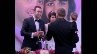 Степан Меньщиков тамада на свадьбе у Габозовых