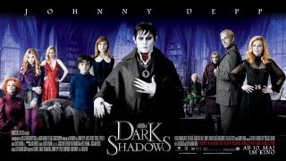 DARK SHADOWS - offizieller Trailer #1 deutsch HD