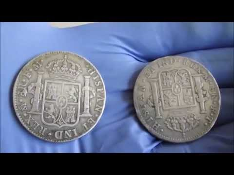 Fake silver, the Spanish 8 Reales