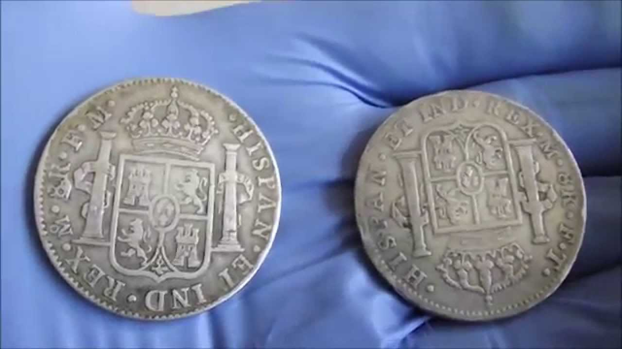 Fake Silver The Spanish 8 Reales