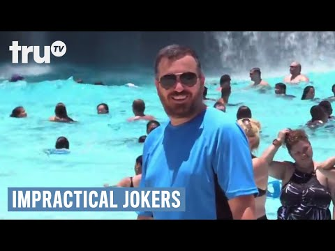 Impractical Jokers - Q Eats Sand | truTV