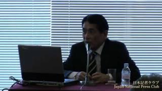 宮田秀明 東京大学教授 2011.7.21