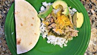Make Easy Crockpot Pork Salsa Verde - Diy Food & Drinks - Guidecentral