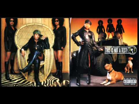 6.Missy Elliott-Ragtime Interlude/I'm really hot