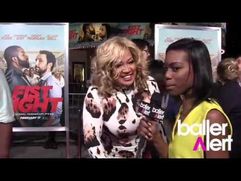 We Catch Up With Kym Whitley At The Fist Fight Premiere