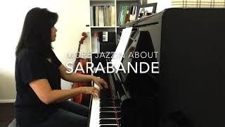 Sarabande - Pamela Wedgwood Jazzin' About series