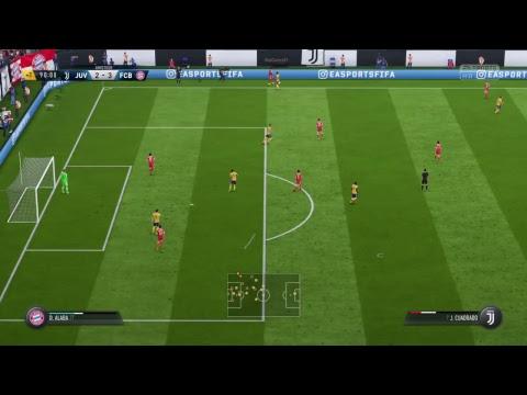 FIFA 18 Fábio  x Geovane
