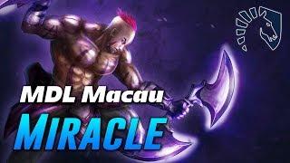 Miracle Anti Mage Terminator | MDL Macau Dota 2