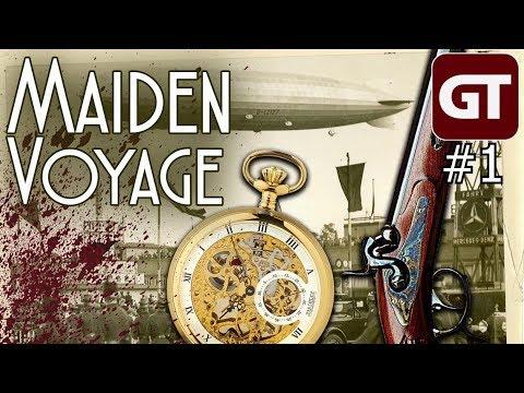 GameTube Pen & Paper: Maiden Voyage #1 - Eine illustre Runde
