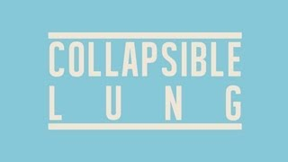 Relient k - Collapsible Lung (Lyrics on Screen)
