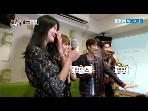 We're going to PICK! NU'EST W's mini-concert! [Happy Together/2017.10.26]