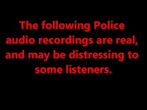 NSW Police Critical Inicident Wagga Radio Recordings