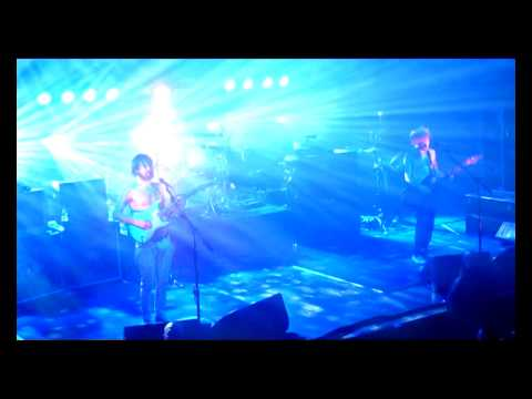 Accident without emergency - Biffy Clyro live in Paris Trianon 30112013