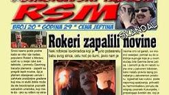 Rokeri s Moravu - Tabloidi - (Official Video 2006)