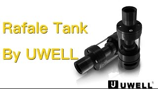 Uwell Rafale Sub-Ohm Tank Video