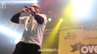 Shaggy: video_1 @  Overjam Festival 2014, 14.08.2014, Tolmin
