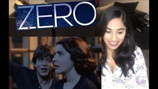 Zero Official Trailer Reaction With Deep | Shahrukh khan, Anushka, Katrina |