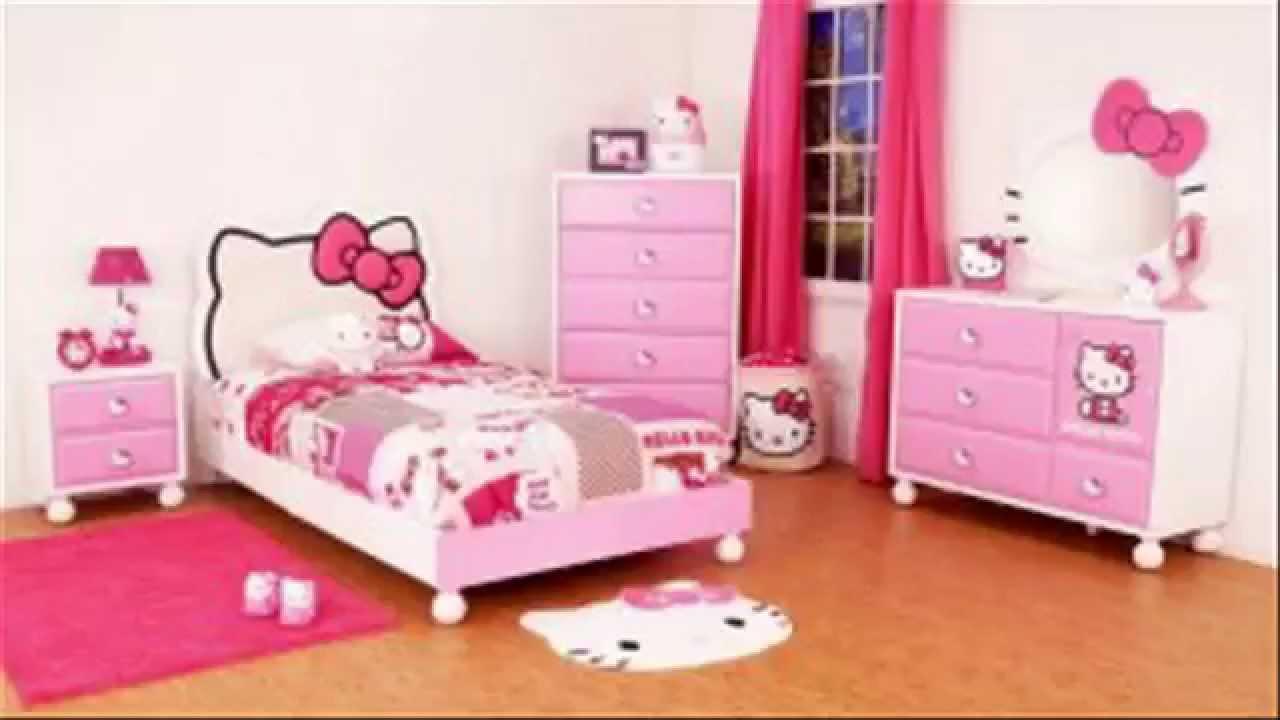 غرف نوم اطفال للبنات       YouTube