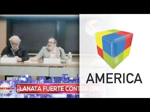 """Jorge Lanata en Harvard: """"Cristina tiene que ir presa"""""""