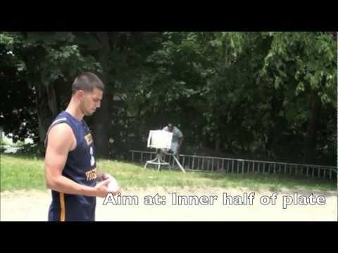 Wiffle Ball pitches and grips: Instructional Video