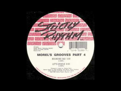 George Morel - Let's groove