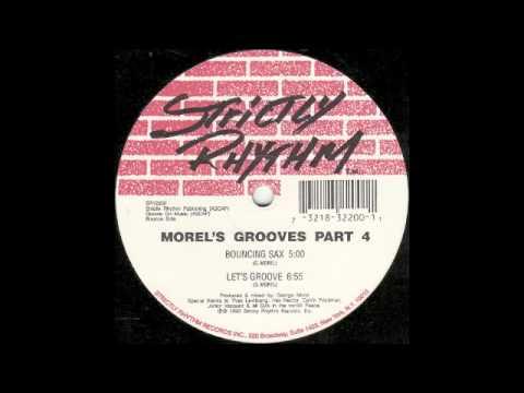 George Morel - Let's groove