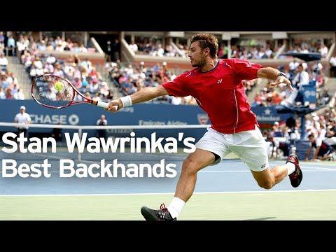 Stan Wawrinka: Backhand Master