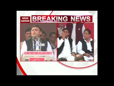 Akhilesh Yadav launches Samajwadi Party election manifesto for UP Elections 2017