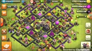 Let's Play ||Clash of Clans||Endlich rh 9!!!...^^