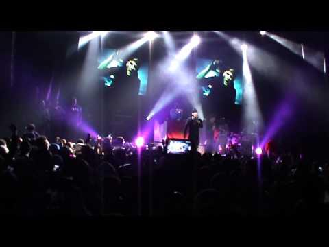 French Montana - Ocho Cinco LIVE LONDON 2013