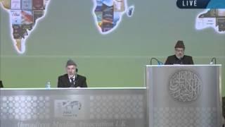 Urdu Speech: Allah proves His existence by manifesting His Powers, Islam Ahmadiyya