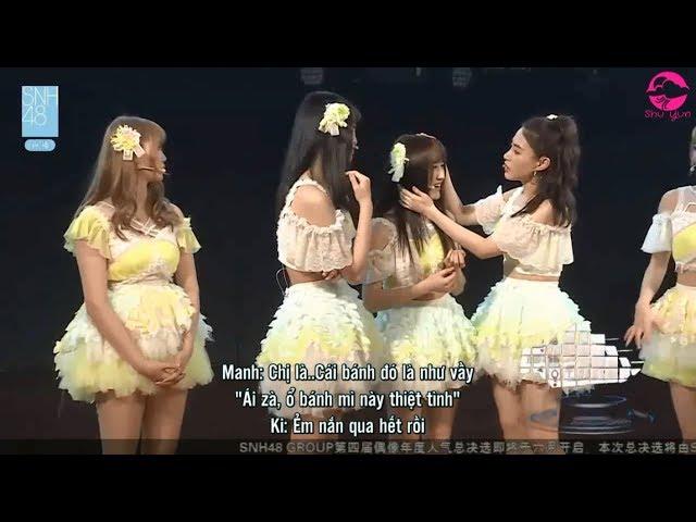 [Vietsub] SNH48 Team SII MC ngày 25.05.2017