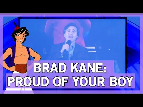 """""""Proud of Your Boy"""" by  Brad Kane LIVE"""