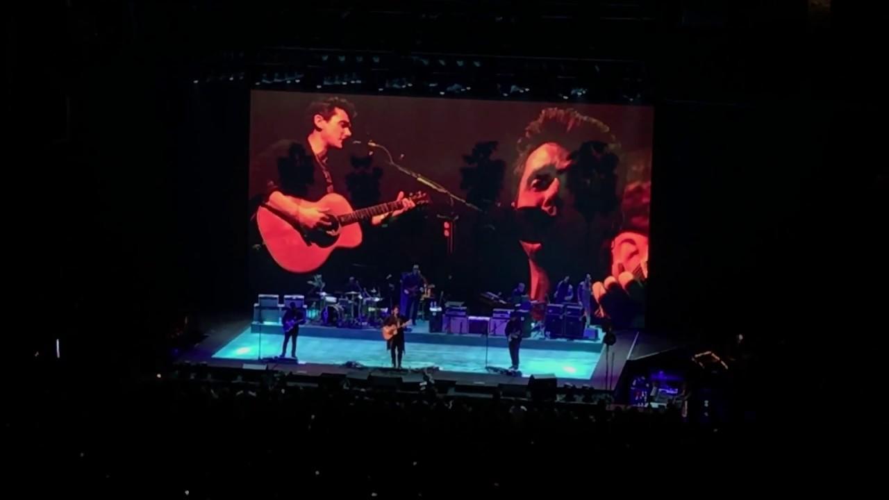 John Mayer Tour Playlist