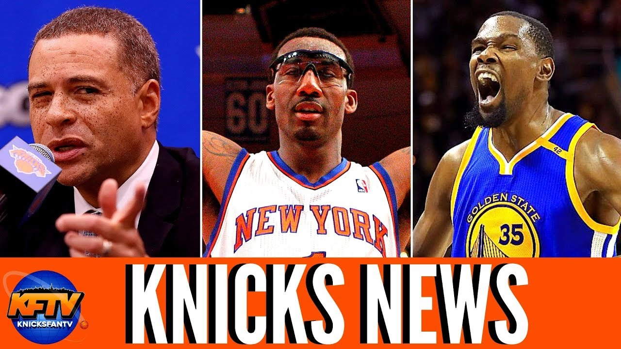 6c693e59d5c New York Knicks News: Scott Perry Gets To Work  Amare Dishes On ...