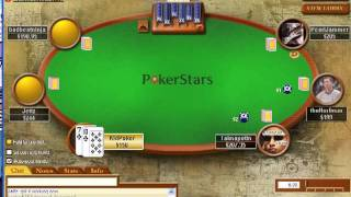 Daniel Negreanu live commentary PokerStars part 1