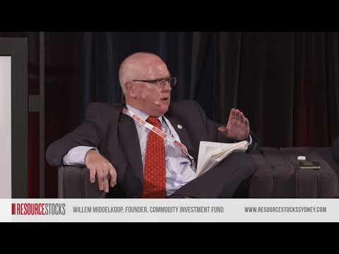Fireside Chat: DISCOVERY TIME - Richard Morrow and Willem Middelkoop - ResourceStocks Sydney 2018