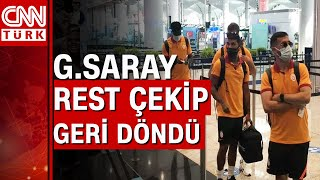 Yunan küstahlığına Galatasaray'dan rest!