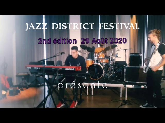 La parade des colibris - extrait live Jazz District Festival 2nd édition 29 08 2020