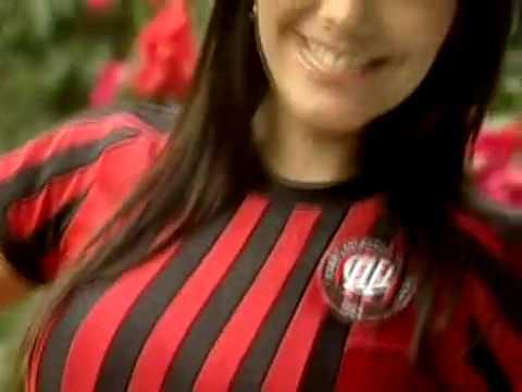 Entrevista De Mahara De Oliveira, Musa Do Atlético-PR No Brasileirão 2009