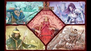 Age of Empires 2 | НостальG #13 | [RETRO GAME] [HD] [RU]