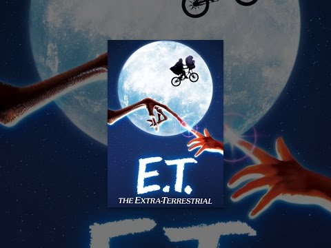 E.T.,The ExtraTerrestrial