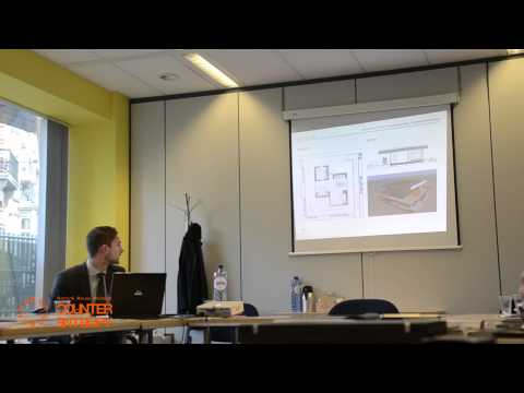 Counter Entropy - Presentation at European Commission, Directorate General for Energy Brussels