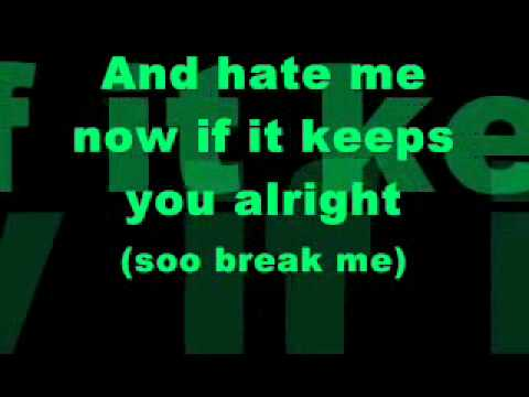 break me down lyrics