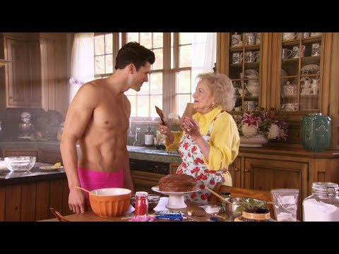 Baking with Betty White  Betty's Happy Hour
