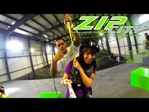 Having A Blast!!! - Zip City USA