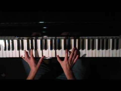 Green Day Last Night On Earth Piano Tutorial Youtube
